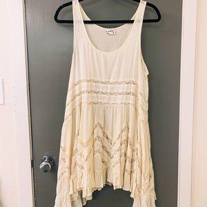 Free people Lacey slip dress